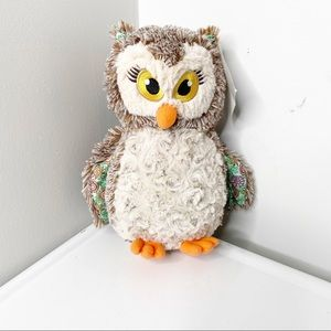 NWT 100 year anniversary girl scout owl plush